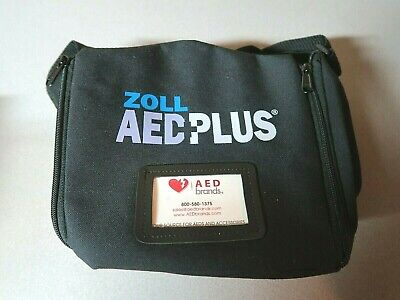 Zoll AED Plus EMS EMT Nylon Carrying Case Carry Bag