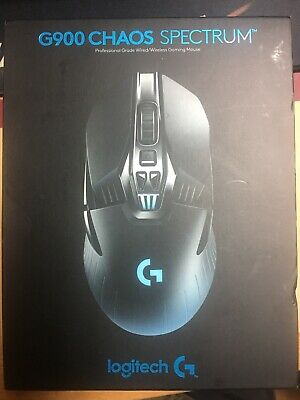 5a21bcb3846 NEW Logitech G900 Chaos Spectrum Wired or Wireless Ambidextrous Gaming Mouse