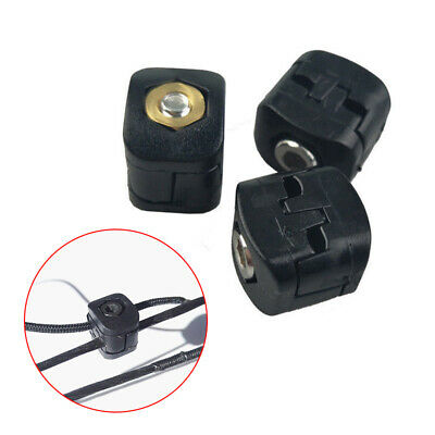 Compound Bow Archery Drop Away Arrow Buckle Clip Cable Fastener Clamp Parts New