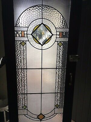 Leadlight front Doors - Stunning - Art Deco?