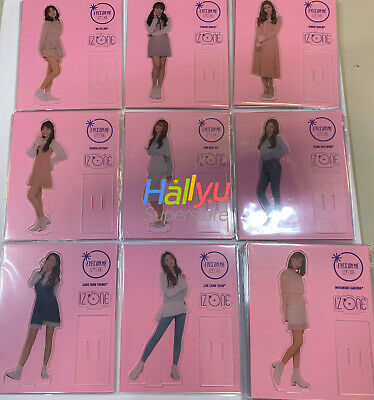 "IZ*ONE IZONE ""Eyes On Me"" 1st Concert Official MD - Standee"