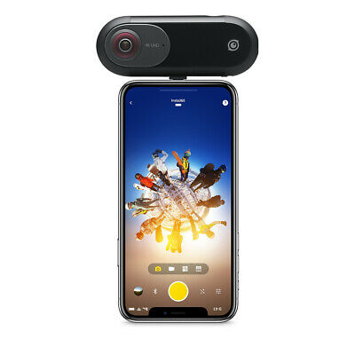 Insta360 ONE 360 Degree VR Action Camera 4K HD Video Camera for iPhone/iPad