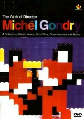 The Work Of Director Michel Gondry [DVD] [2003] - DVD + booklet $1.99 postage