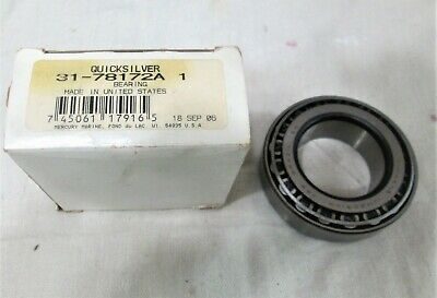 Mercury Bearing Assembly 31-884325T01 Lower Unit EI