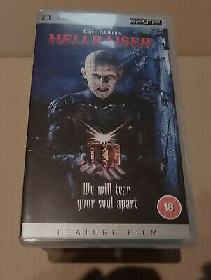 Hellraiser  (very good)  Sony PSP UMD Video Movie