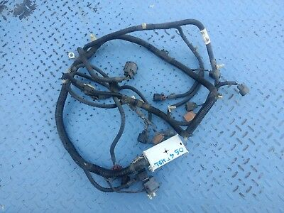 2005 ford mustang gt headlight forward lamp wiring harness oem