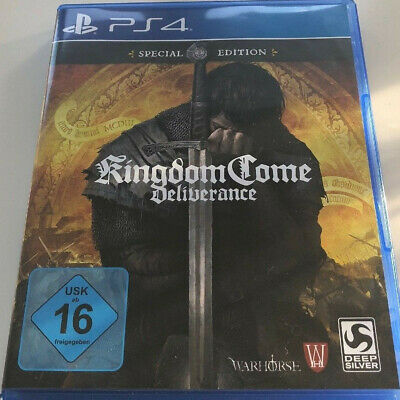 Kingdom Come: Deliverance (Sony PlayStation 4, 2018)