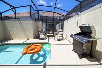 5 Nights: Kissimmee Townhouse by RedAwning ~ RA248611