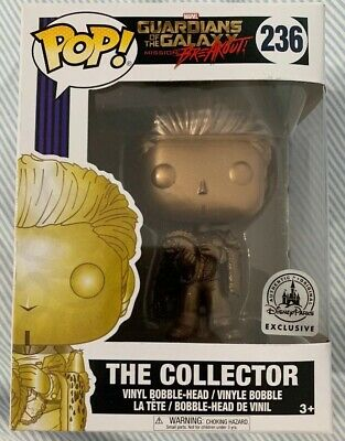 Funko Pop! The Collector 263 Disney Parks Exclusive