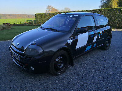 Clio 2 RS - Competition Rallye ASAF ou Circuit trackday