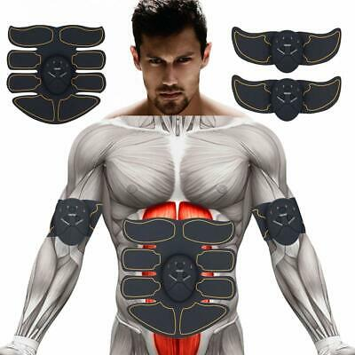 Ultimate Abs Muscle Toner EMS Machine Men Women USB Rechargeable Toning Belt