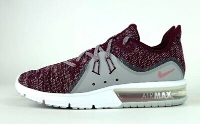 68a226b8805dc NIKE AIR MAX SEQUENT 3 Womens 908993-606 Athletic Running Shoes ...