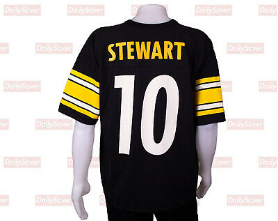 9db40f91a22 Kordell Stewart Pittsburgh Steelers Football Jersey by Logo 7 Rare Vintage  90s