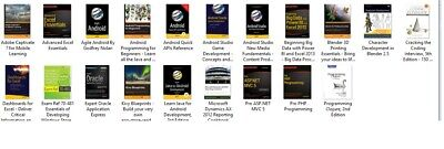 200 Programming Books Collection - see titles - not physical books - get 1 free
