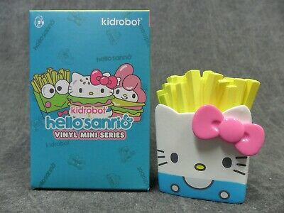 58d1477e3 Kidrobot Hello Sanrio NEW * Hello Kitty French Fry * 2/24 Opened Blind Box
