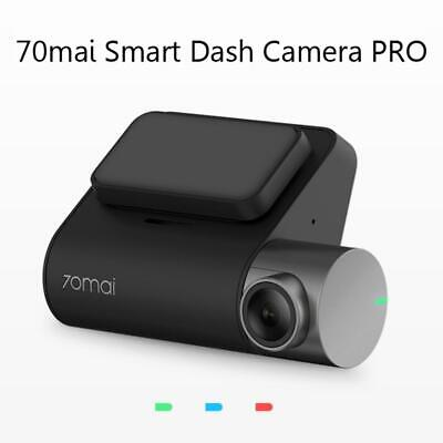 XIAOMI 70mai Pro Dash Cam Smart Car DVR Camera 1944P GPS ADAS Video Recorder