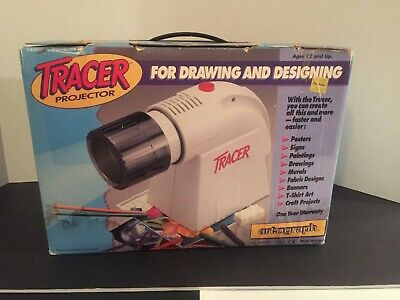 EZ Tracer Projector USED with Box tested working - Artograph projector USED