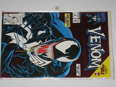 Venom Lethal Protector # 1 COMIC 1993. 1st Venom in His Own TITLE RED FOIL COVER