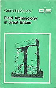 Field Archaeology in Great Britain, Ordnance Survey, Used; Good Book