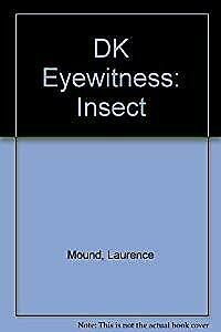 DK Eyewitness: Insect, Laurence Mound, Used; Good Book