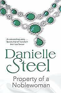 Property of a Noblewoman, Steel, Danielle, Used; Good Book