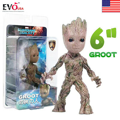 Guardians of The Galaxy Vol. 2 Baby Groot Figure Statue Collectable Toy Gift