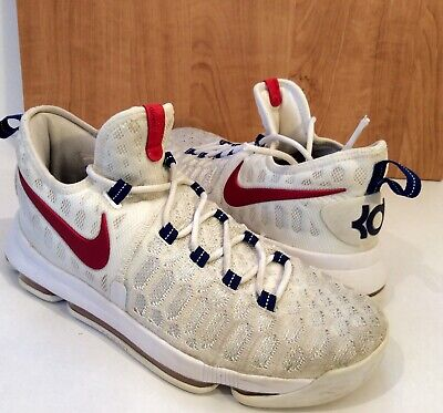 brand new f453e bd3b5 Nike KD 9 Independence Day USA 843392-160 Men s Size 9 Shoes