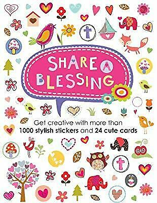 Share a Blessing, Gabrielle Mercer, Used; Good Book