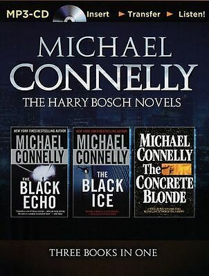 Michael CONNELLY / HARRY BOSCH Collection Vol I - 3 books in 1   [ Audiobook ]
