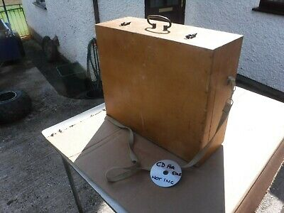 Well  Made  Vintage  Astronomer  Telescope  Box.