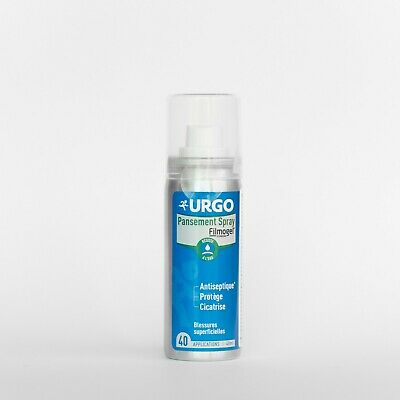 URGO PLASTER SPRAY 40 ml to protect the wound against external attack