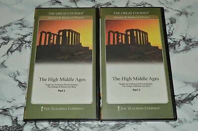 (THE GREAT COURSES ANCIENT & MEDIEVAL HISTORY) - The High Middle Ages Part 1 + 2