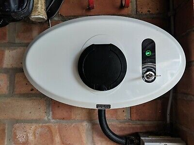 Chargemaster Electric Car Charging Point