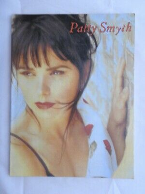 Patty Smyth - Self-Titled song book  guitar piano vocal PB