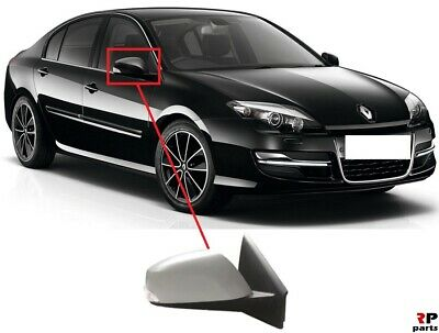 For Renault Laguna 07-15 New Full Wing Mirror Electric 9 Pin Heated Right O/S