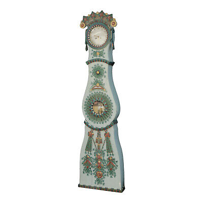 Antique Bridal Swedish Mora Clock
