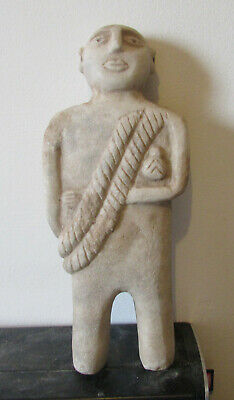 Scarce Ancient Near Eastern Stone Idol/Diety 2000Bc 25Cm+ Needs Research