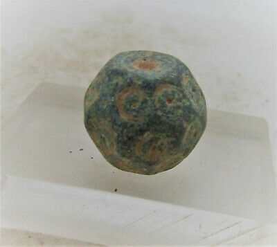 Circa 600-700Ad Ancient Byzantine Polygonal Solidus Barrel Weight 28Grams