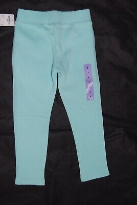 Osh Kosh B'Gosh Girls Mint Green Track Bottoms / Trousers Age 4 Years Bnwt