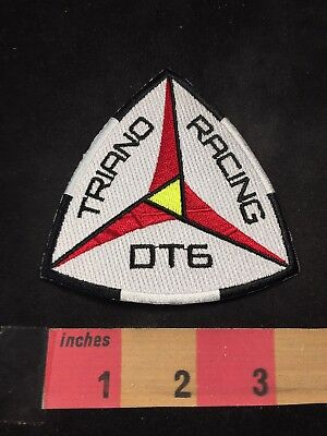DT6 TRIANO RACING Race Patch 80NT