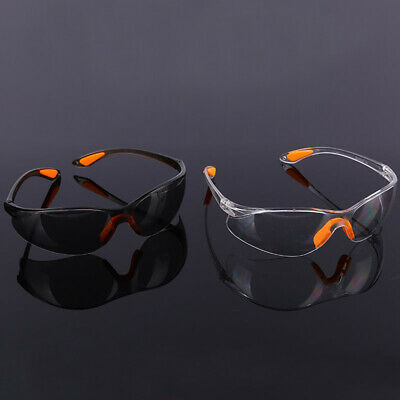 Anti-impact Goggles Factory Lab Outdoor Work Safety Eye Protective Clear Glasses
