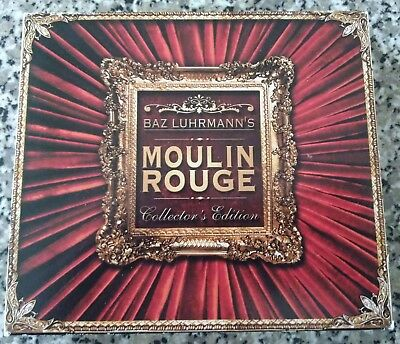 Soundtrack - Moulin Rouge [Original Motion Picture ] (Original , 2002)