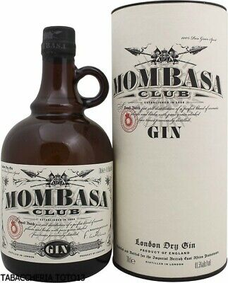 Gin Mombasa Club CL.70 Vol 40%