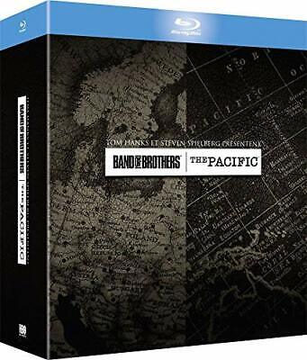 Band of Brothers + The Pacific - Blu-ray - HBO Stephen E. Ambrose Warner Bros.