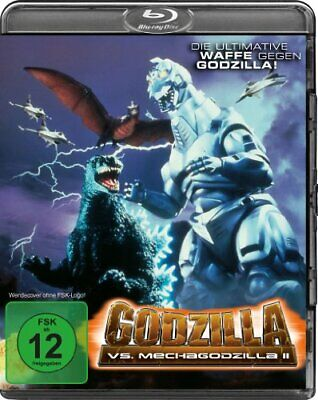 Godzilla Against Mechagodzilla II [Blu-ray] Splendid Film Gmbh (Edel)