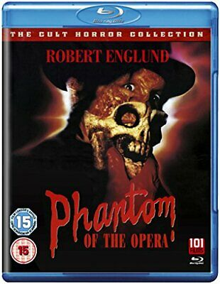 Phantom of the Opera [Blu-ray] 101 Films Interprete principal Robert Englund