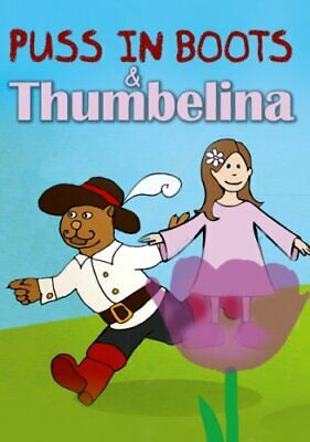 Puss In Boots / Thumbelina ZYX Music GmbH & Co.KG DVD-picture Book *
