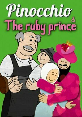 Pinocchio / The Ruby Prince ZYX Music GmbH & Co.KG DVD-picture Book *