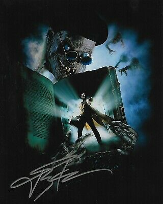 """JOHN KASSIR """"Tales From the Crypt"""" Autographed 8 x 10 Signed Photo HOLO COA"""