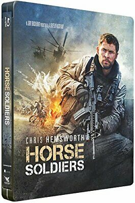 Horse Soldiers [Edition Limitee boitier SteelBook] Metropolitan Video Blu-ray